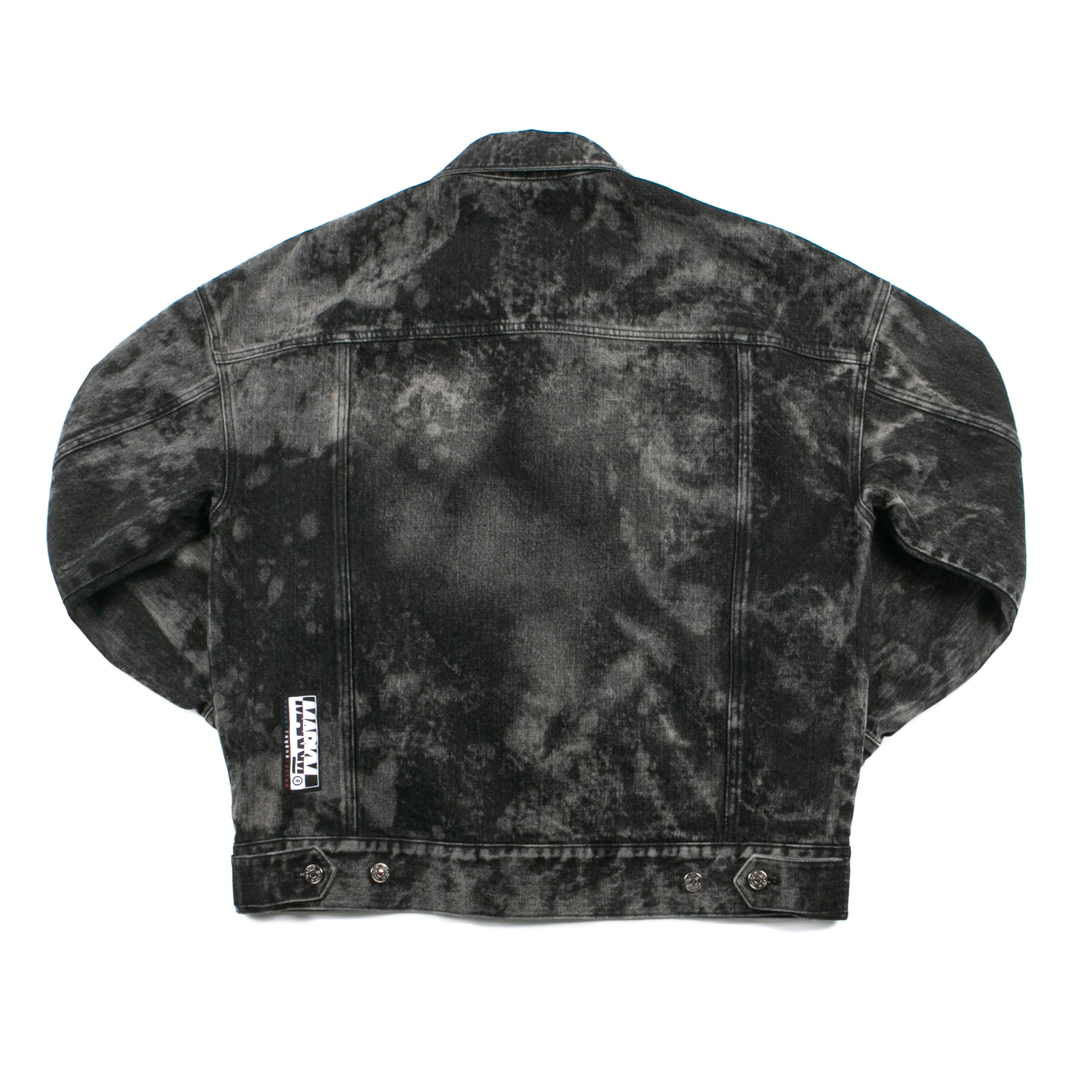 19SS Washing denim Jacket - BK MXMAA6012