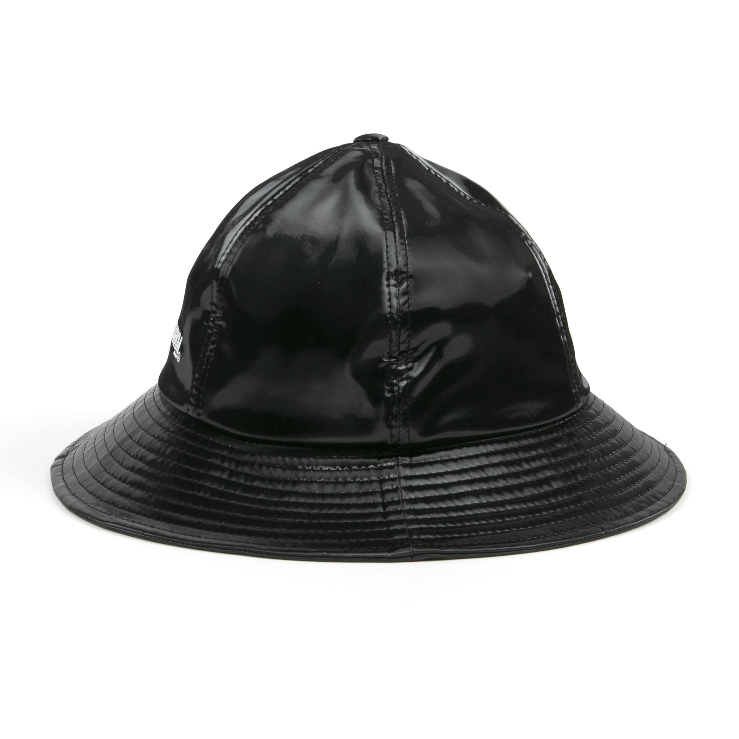 19SS Leather burket hat MXANC9813