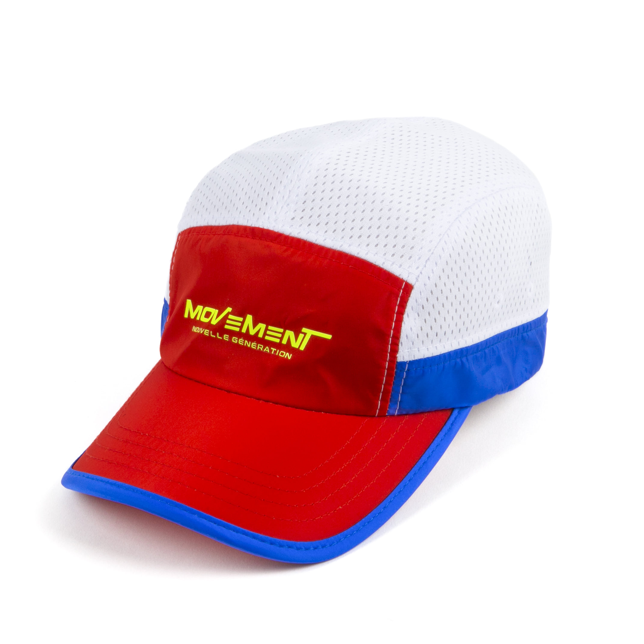19SS Color block Camp Cap - RE MXANC9845
