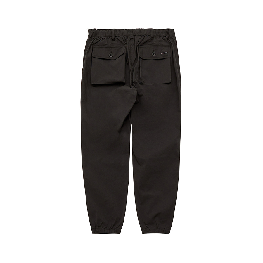 Big Pocket Jogger Pants BK