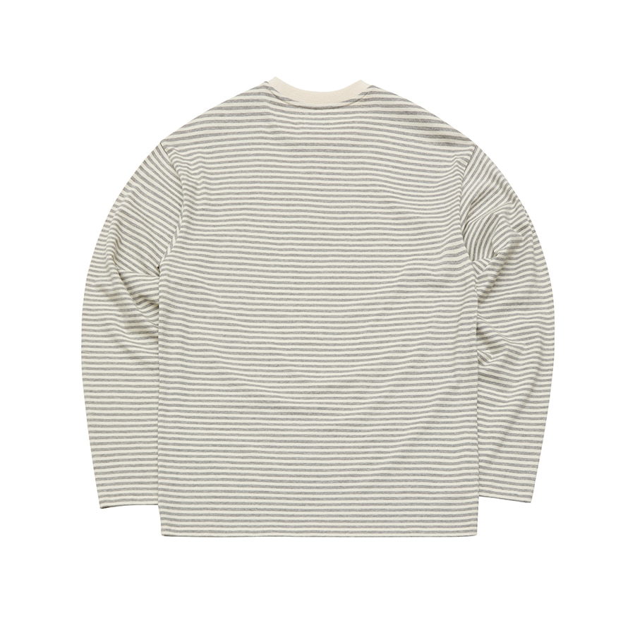 Sports Striped Long Sleeve GY