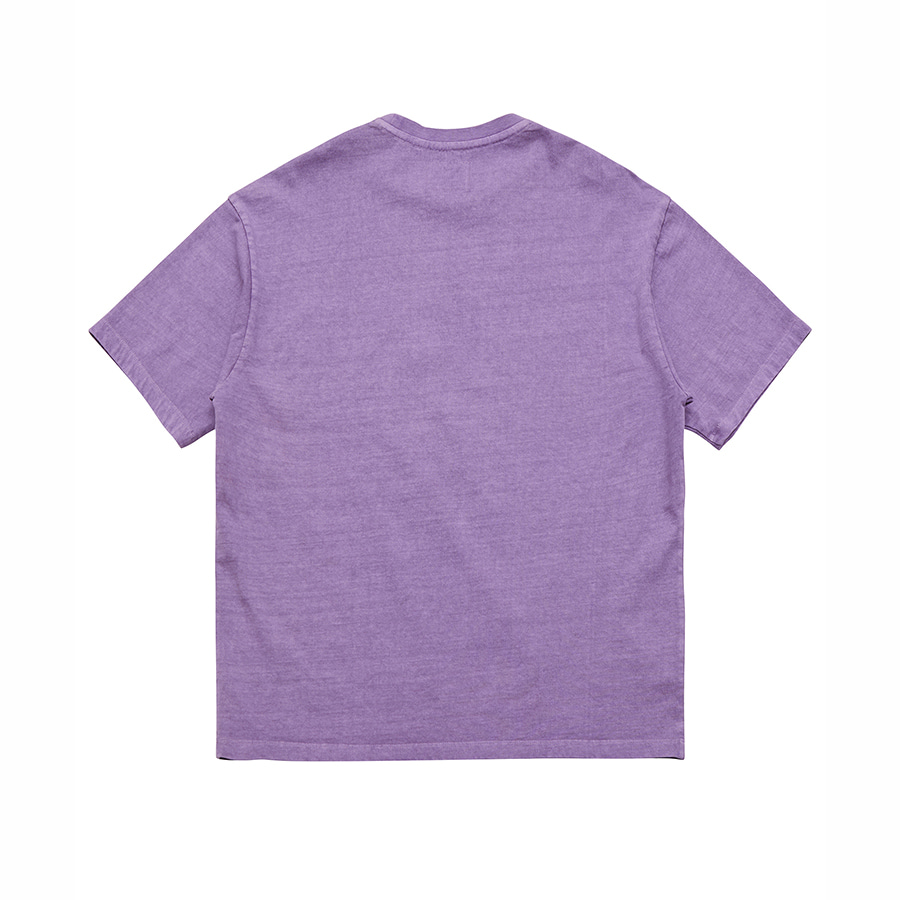 Pigment Dyed Pocket T-Shirts PUM