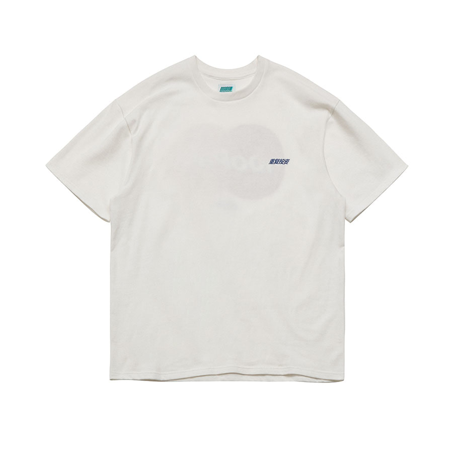 Too Paid Logo T-Shirts WH