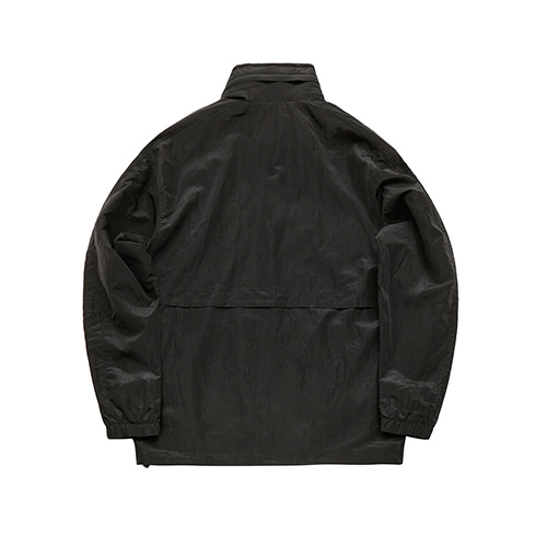 M Sports Logo Wind Jacket BK