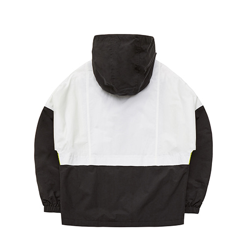 Block Wind Jacket BK