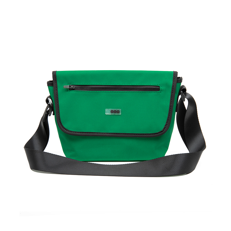 Small Messenger Bag Green