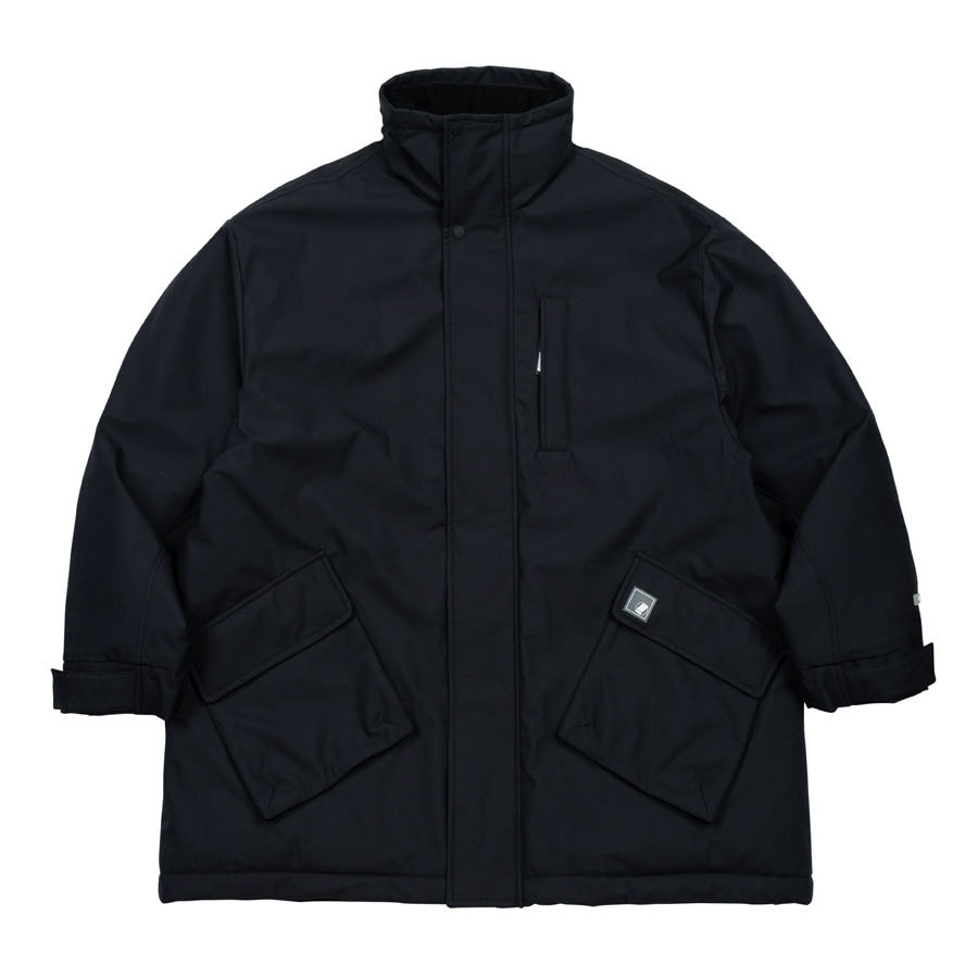 Oversize Down Jacket BK