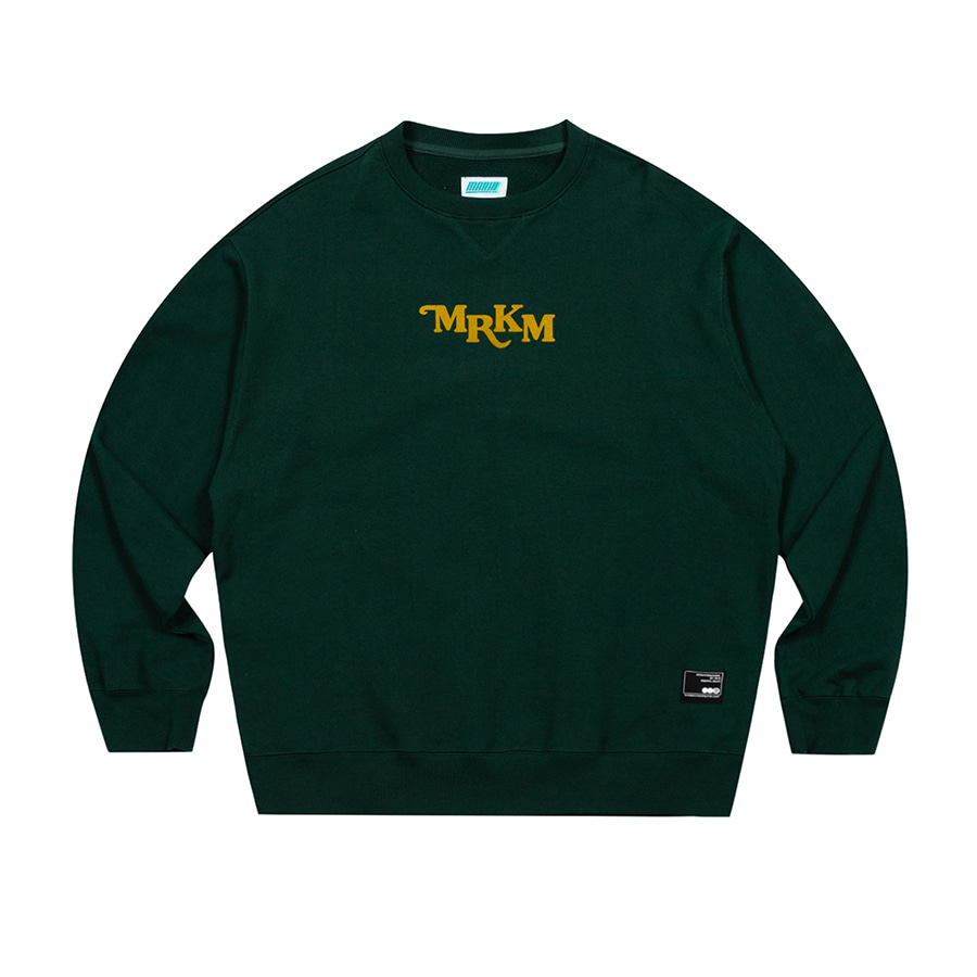 MRKM Crewneck Dark Green