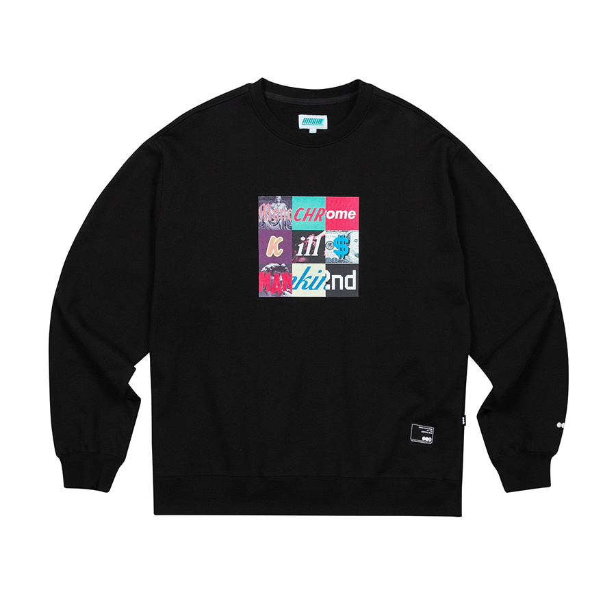 MKM Crewneck Black
