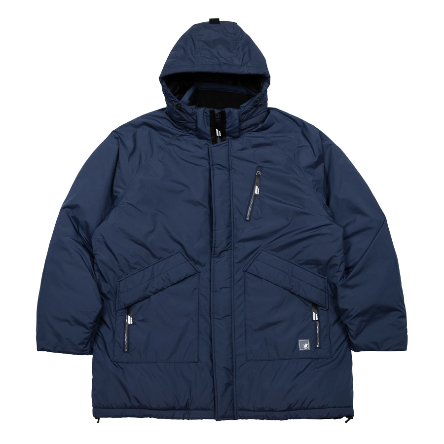 Hooded Mid Padding Jacket NA