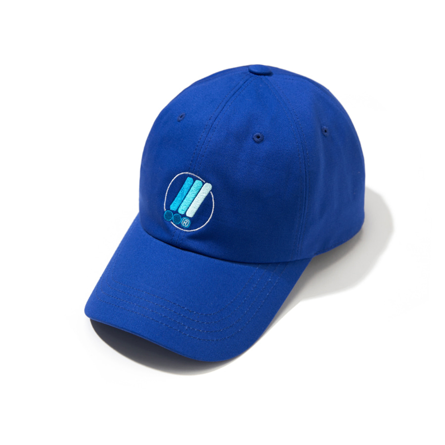 Symbol Ball Cap Blue