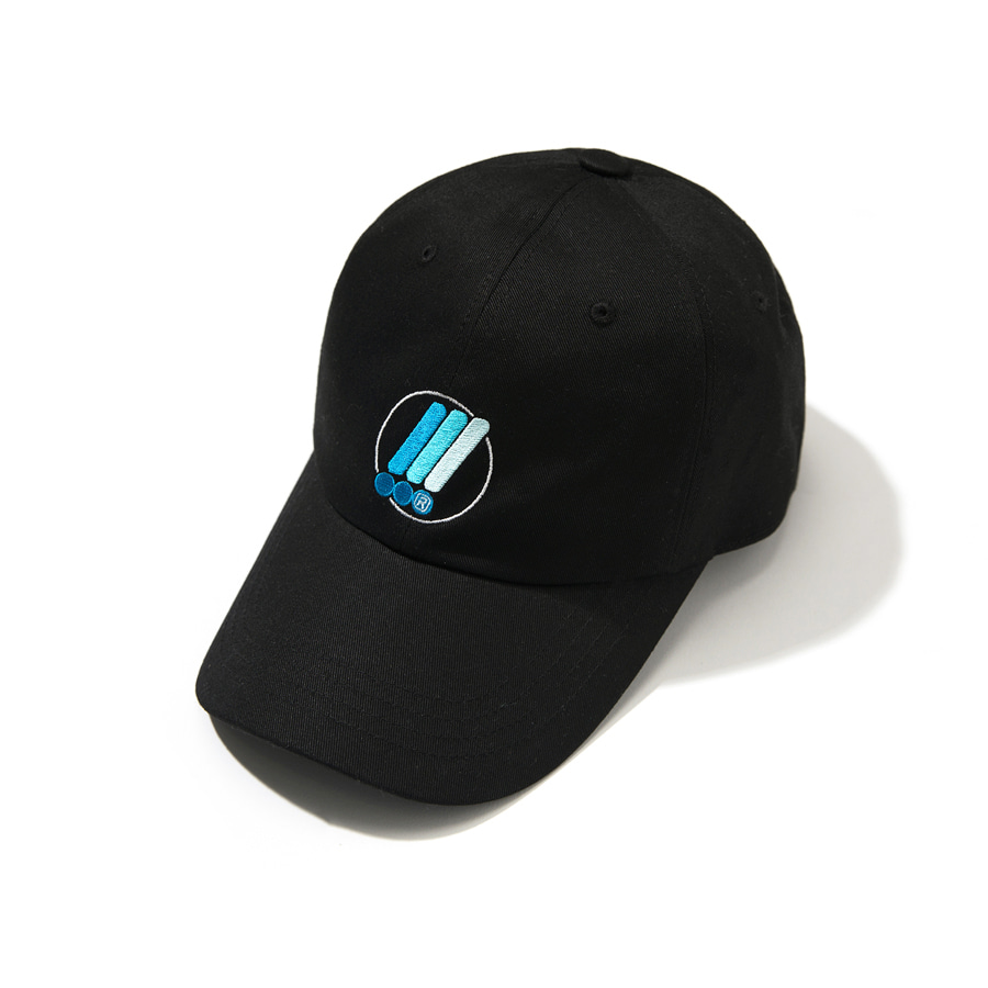 Symbol Ball Cap Black