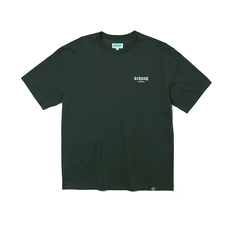 Circus T-Shirts Dark Green