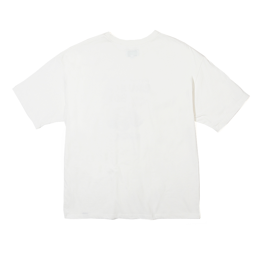 R.C T-Shirts Off White