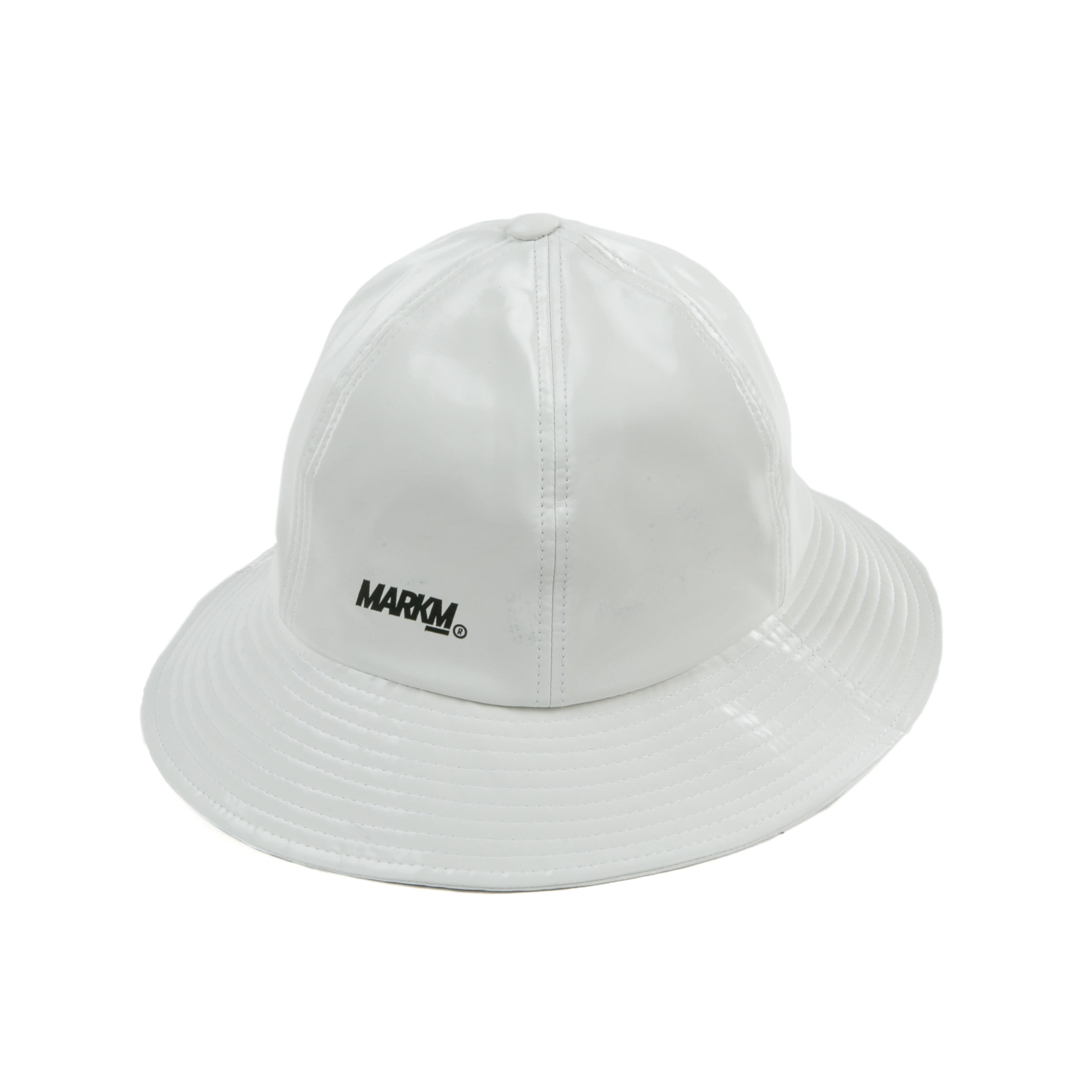 19SS Leather burket hat MXANC9812