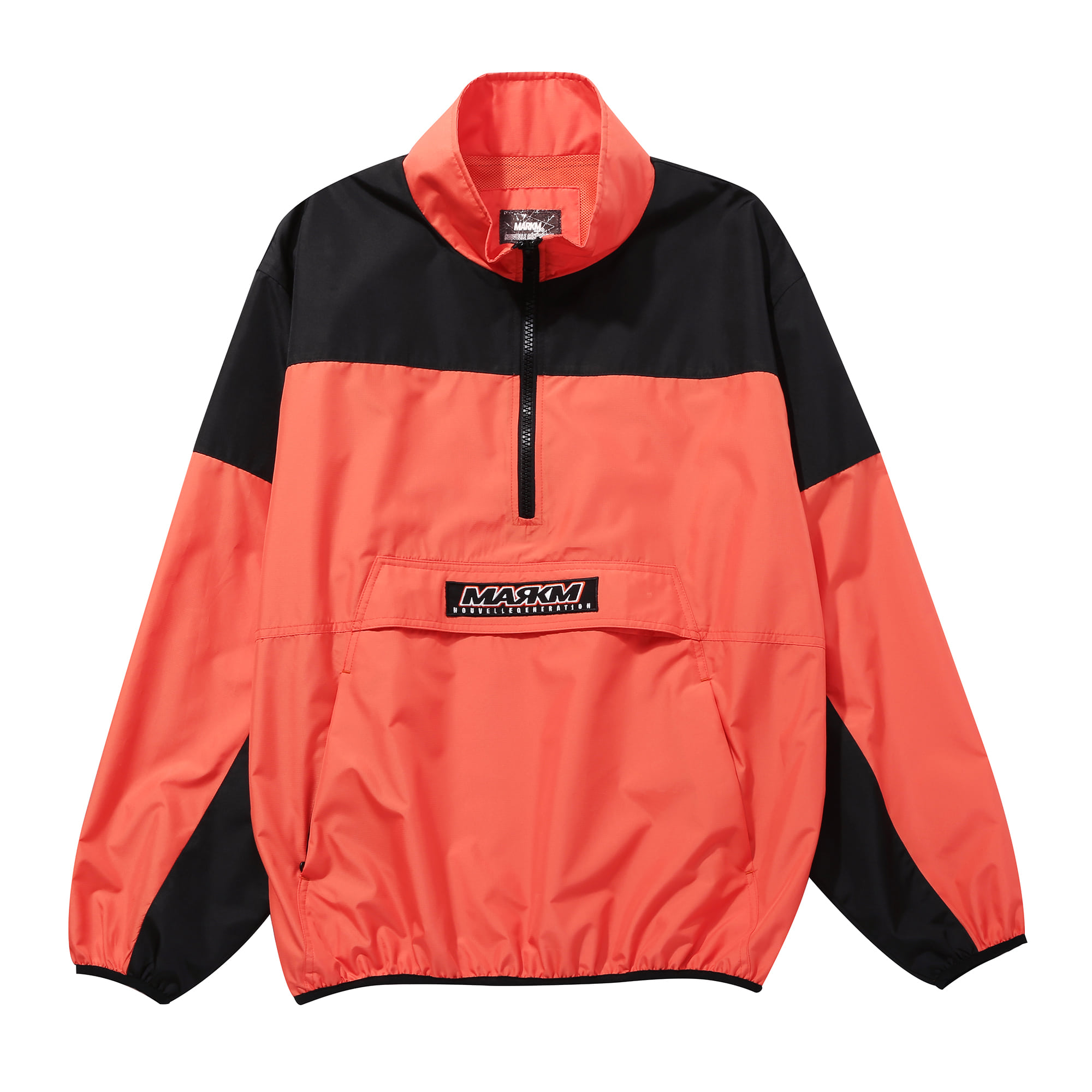 Colorblock Anorak OR