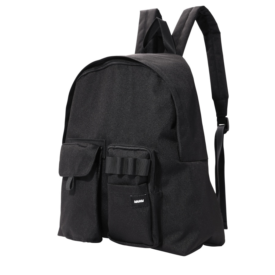 19FW MM MULTI POCKET BACKPACK BK MYAGH0701