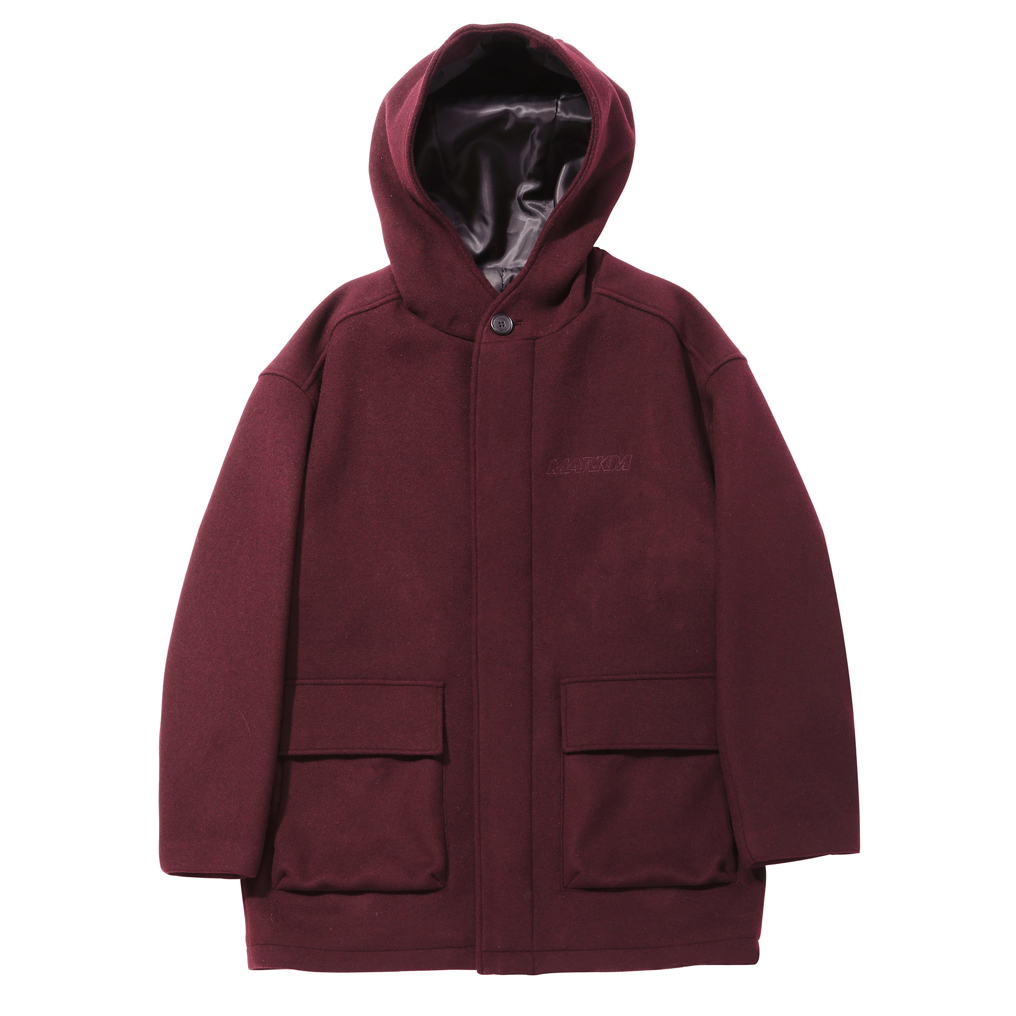 Pocket Hood Coat WI