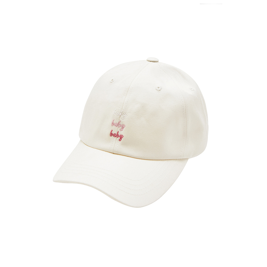 Baby Baby Baby Basic 6Panel Cap IV