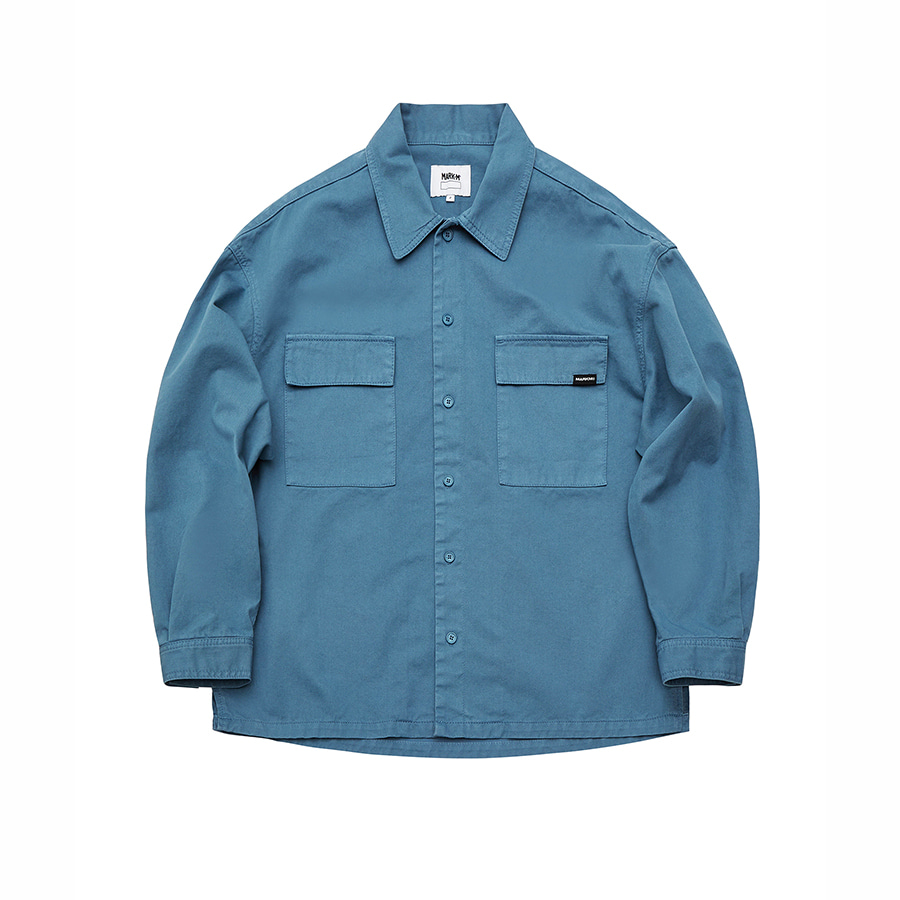 Square Twill Shirts BLM