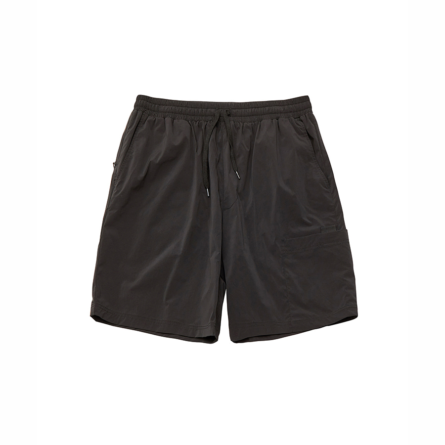Side Pocket Shorts BK