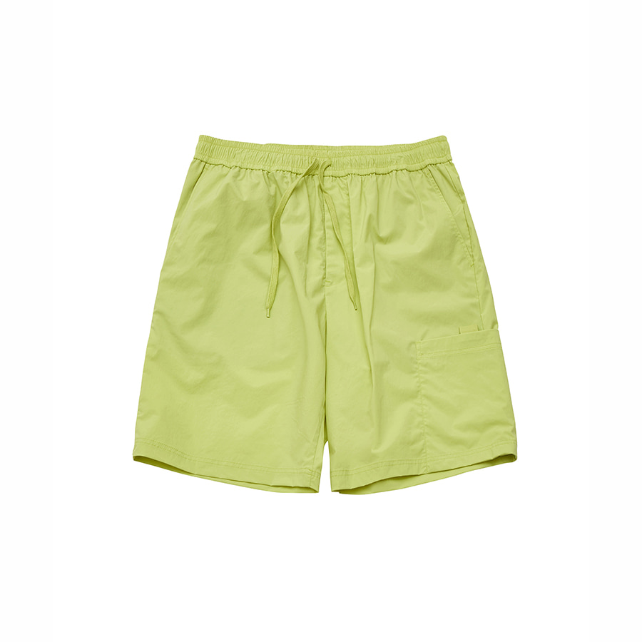 Side Pocket Shorts YG