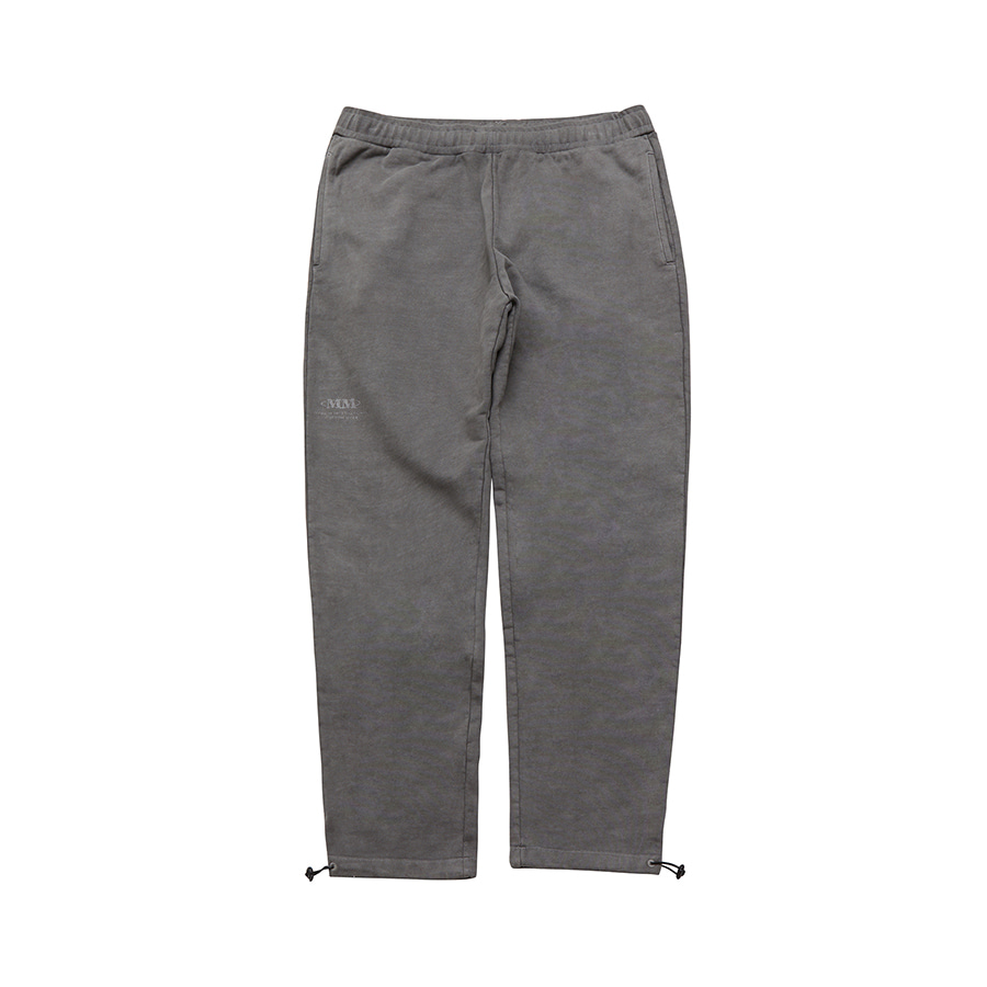Double M Logo Pigment Sweat Pants GYD