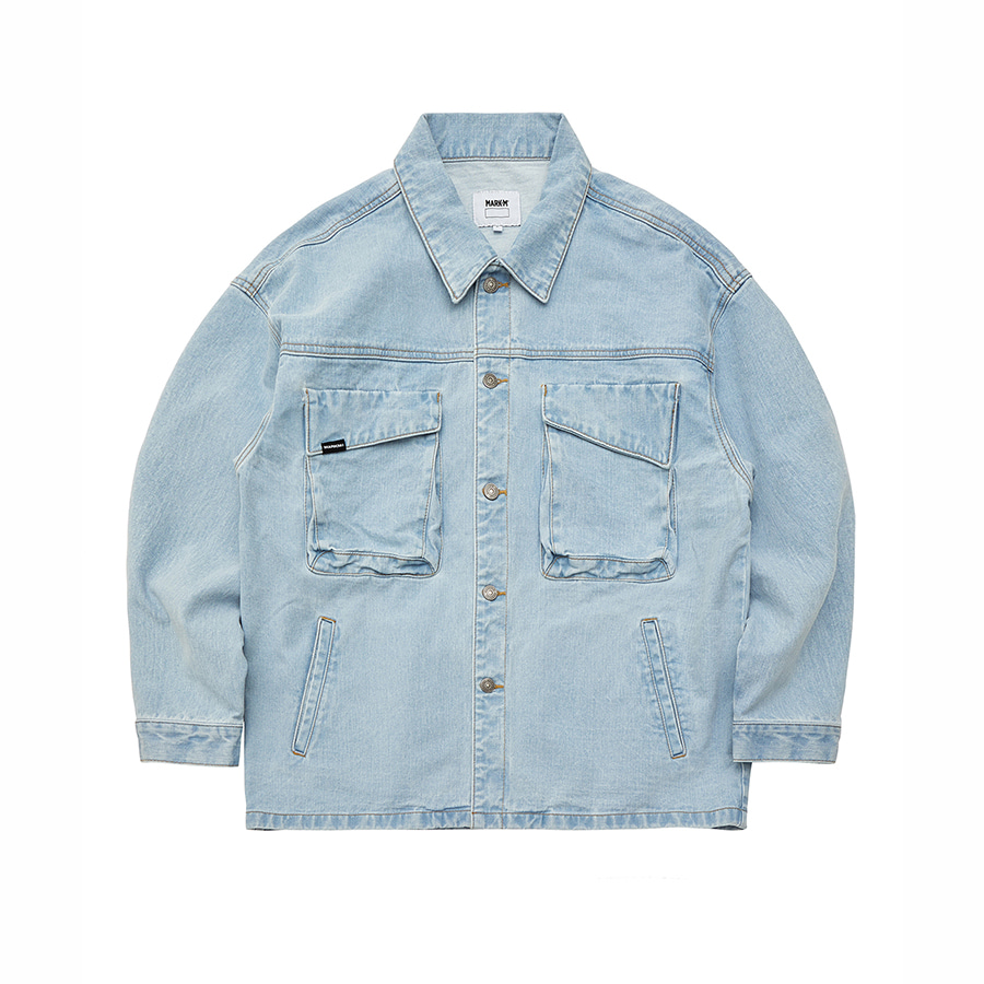 Slash Pocket Heavytwill Jacket BLL