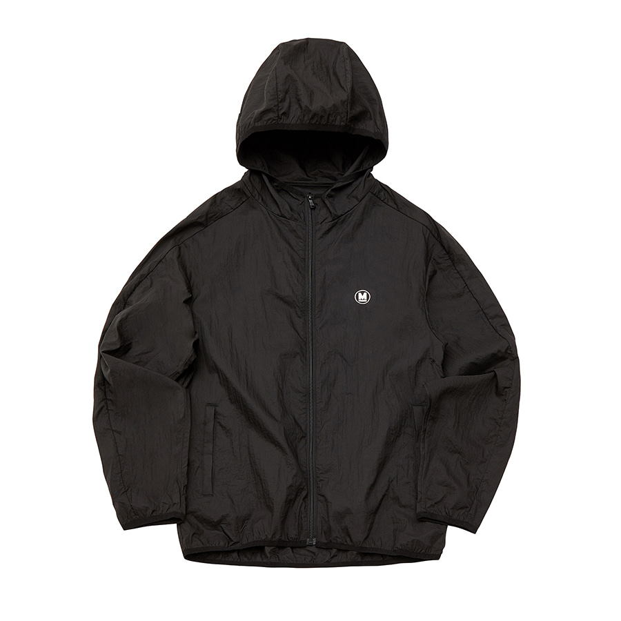 Silhouette Light Weight Wind Breaker BK