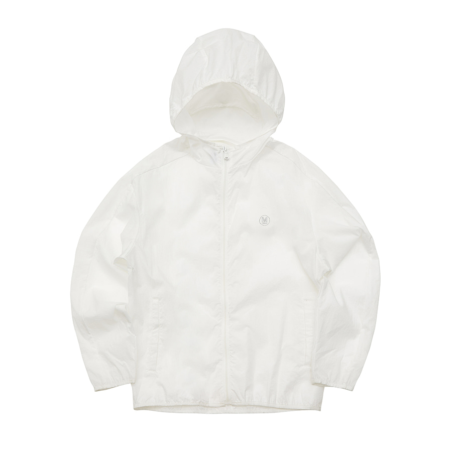 Silhouette Light Weight Wind Breaker WH