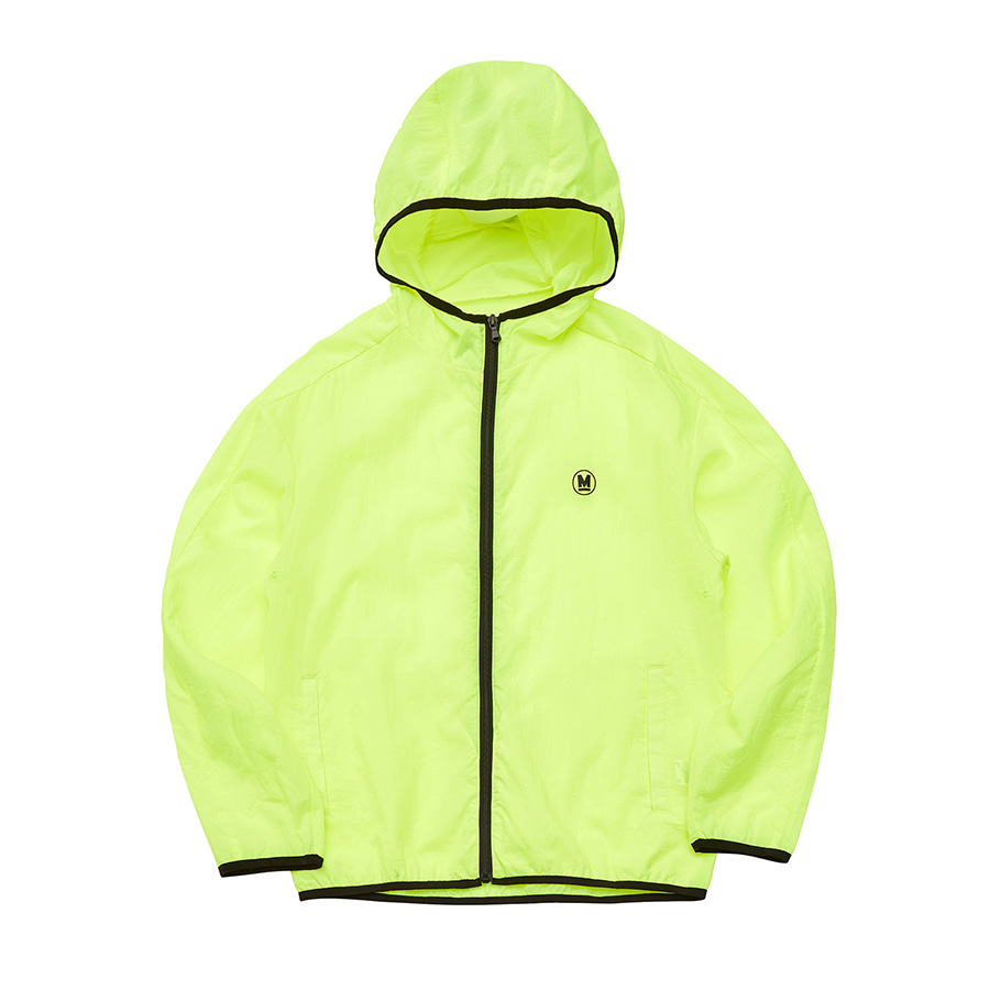 Silhouette Light Weight Wind Breaker YE