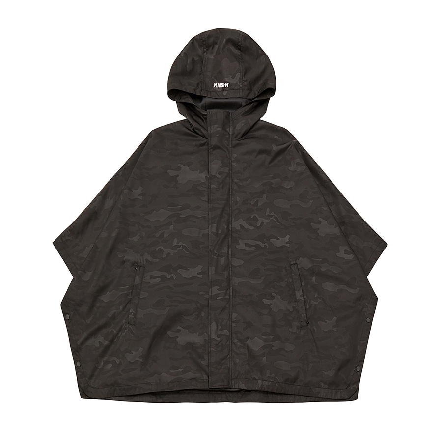 Giant Flying Squirrel Poncho BK