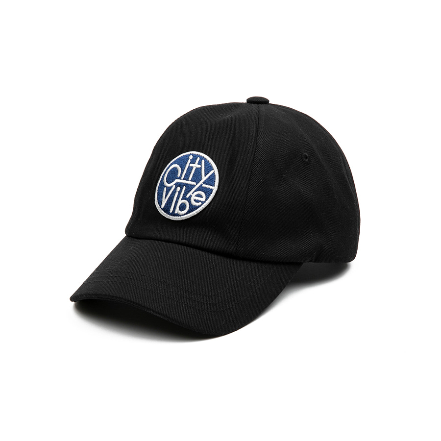 City Vibe Ball Cap Black