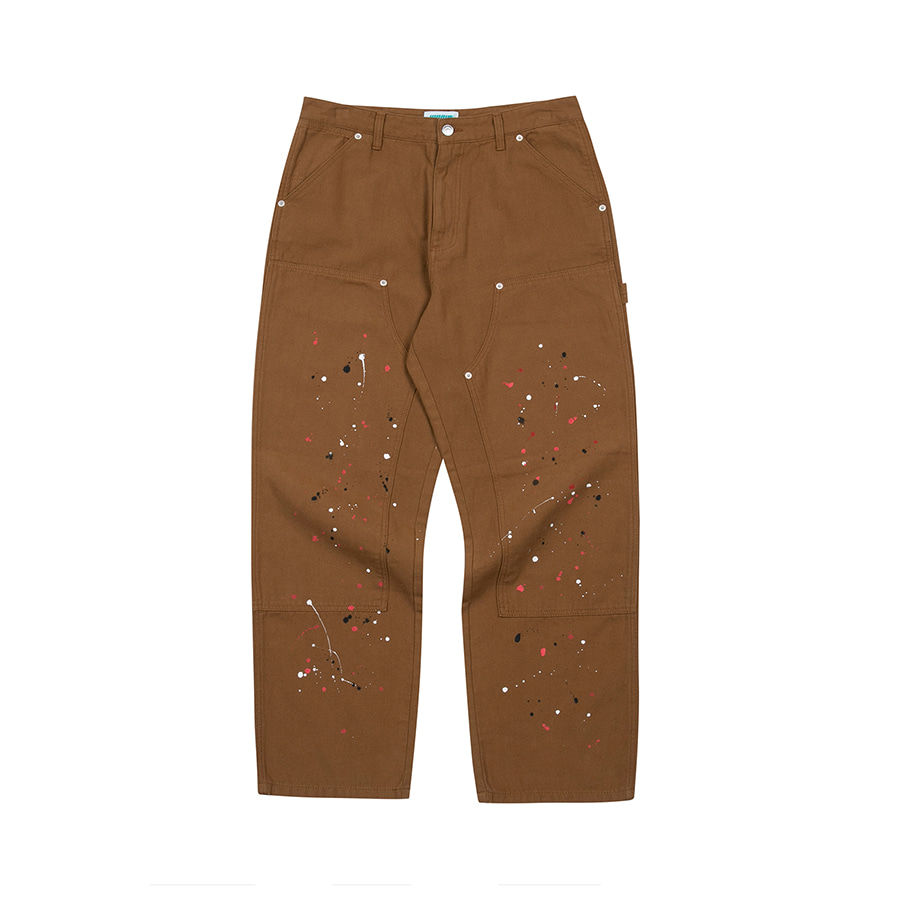 Carpenter Paint Pants Beige